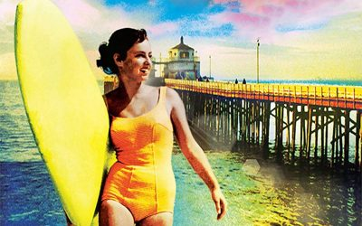 From Gidget to Gilmore… Girls on Film