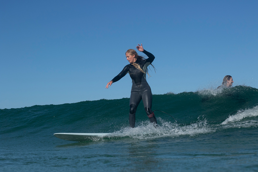 Surf Better with Waves & Workouts Month