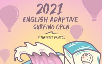 English Adaptive Surfing Open 2021