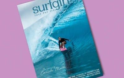 New SurfGirl: The Fierce Spirit Issue