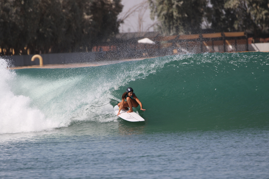 Sally Cohen's Comeback From Horrific Surf Injury